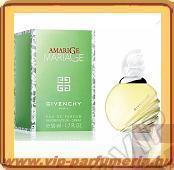 Givenchy Amarige parfüm illatcsalád
