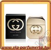 Gucci Guilty parfüm illatcsalád