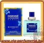 Givenchy Insence Ultramarine Hawaii parfüm