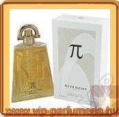 Givenchy Pi parfüm illatcsalád