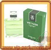 Guerlain Vetiver parfüm illatcsalád