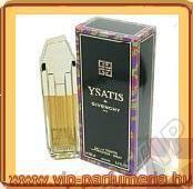 Givenchy Ysatis parfüm illatcsalád