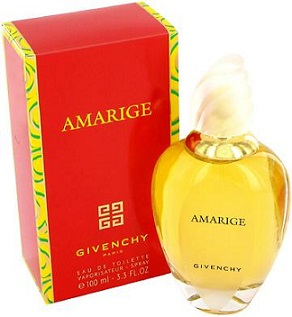 Givenchy Amarige női parfüm