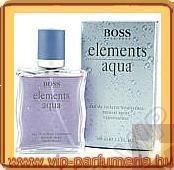 Hugo Boss Boss Elements Aqua parfüm