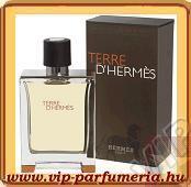 Hermés Terre d'Hermes parfüm illatcsalád