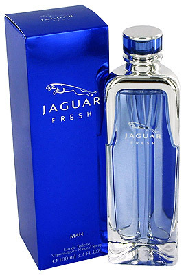 Jaguar Fresh Man (M)- 100ml EDT