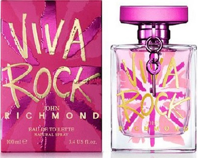 John Richmond Viva Rock női parfüm