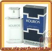 YSL Kouros parfüm illatcsalád