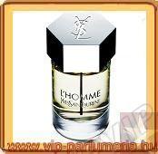 YSL L' Homme parfüm illatcsalád