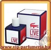 Lacoste Live parfüm