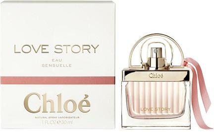 Chloé Love Story Eau Sensuelle női parfüm