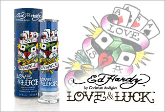 Ed Hardy Love & Luck Men (M)-   50ml EDT