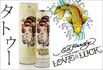 Ed Hardy Love & Luck Women (W)-   50ml EDP