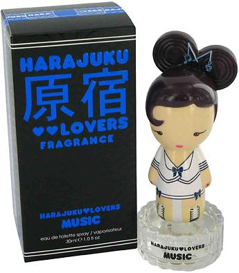Harajuku Lovers Music (W)- 30ml EDT
