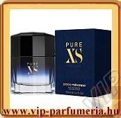 Paco Rabanne XS parfüm illatcsalád