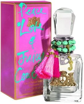 Peace, Love and Juicy Couture (W)-  50ml EDP