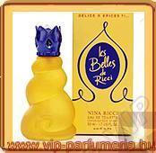 Nina Ricci Les Belles parfüm illatcsalád