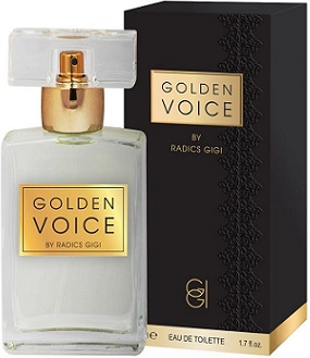 Radics Gigi Golden Voice női parfüm