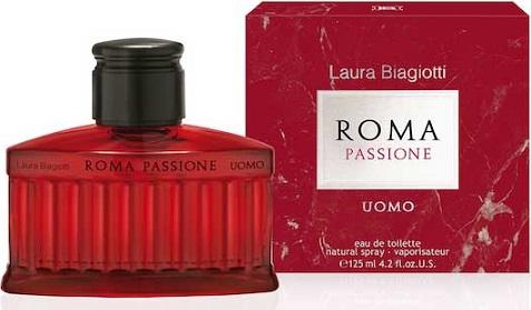 Laura Biagiotti Roma Passione Uomo férfi parfüm