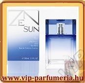 Shiseido Zen Sun parfüm illatcsalád