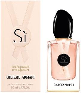 Giorgio Armani Si Rose Signature II női parfüm