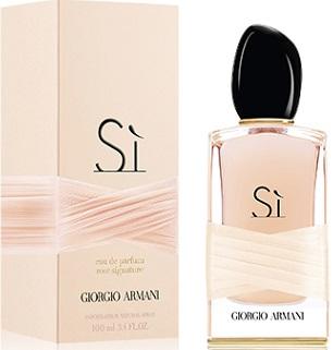 Giorgio Armani Si Rose Signature női parfüm
