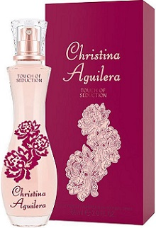 Christina Aguilera Touch of Seduction női parfüm