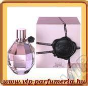 Viktor & Rolf Flowerbomb parfüm illatcsalád